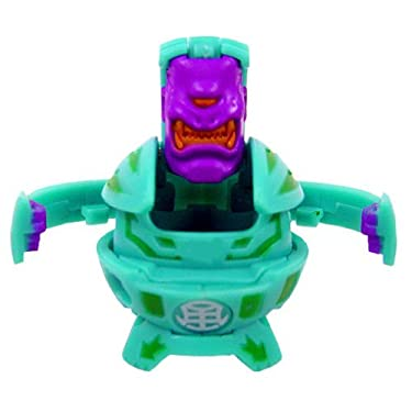Bakugan B2 Size Bawler Ventus Green Cycloid 620g Loose Figure