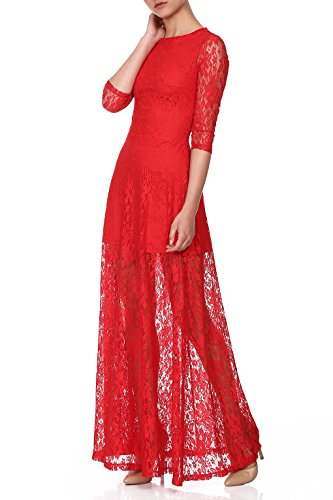 red-isabel-donna-taltan-lace-maxi-dress-with-flared-skirt-rosso-it-44