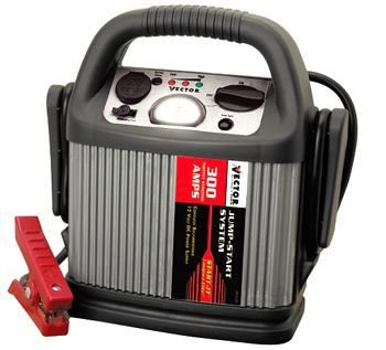 Jumpstarter/Power Supply - Universal - Portable Jump Start System