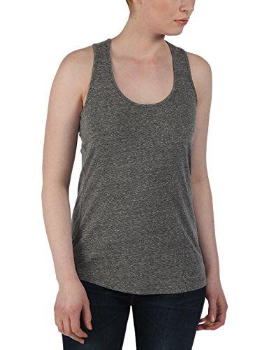 Bench - Tank Top Coheed, Camicia di maternità Donna, Nero (Jet Black Marl), Large (Taglia Produttore: Large)