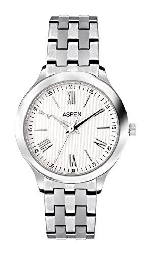 Aspen Aspen Workwear Analog Silver Dial Men's Watch - AM0048