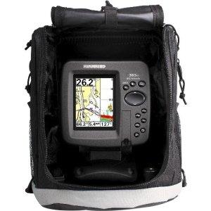 Humminbird 4090401 386ci Combo Portable Marine GPS Navigator - 3.5 - 256 Colors... by Humminbird