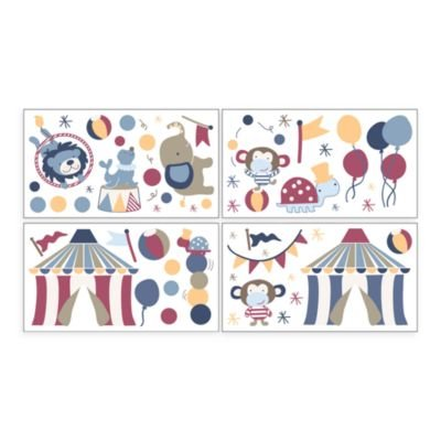 Cocalo Circus Act Wall Decals