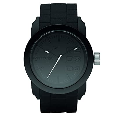Diesel Watches Color Domination (Black/Blue) DZ1437