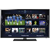 Samsung UE46F5300AKXXU 46-inch Widescreen Full HD 1080p Slim LED TV (100Hz CMR, SMART, Dual-Core, Wi-Fi (Dongle required))