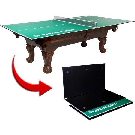 Dunlop 4 Piece Table Tennis Conversion Top Includes Net