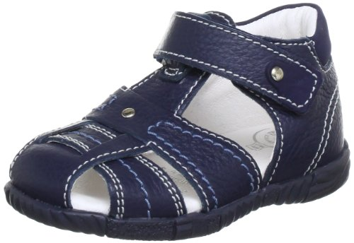 Primigi LARS-E 8085377, Sandali unisex bambino, Blu (Blau (BLUE SCURO)), 19