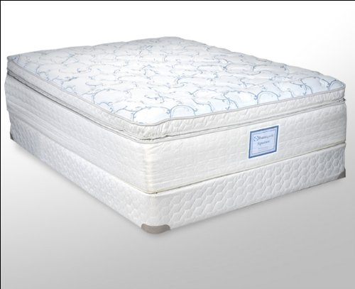 Sealy Posturepedic Walden Luxury Plush Box Top Queen