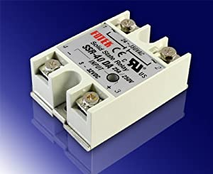40A SSR Solid State Relay