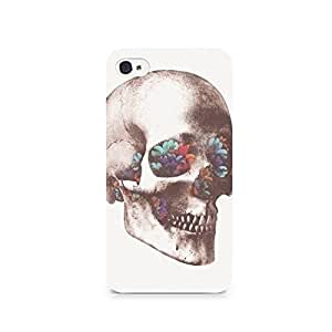 TAZindia Printed Hard Back Case Mobile Cover For Apple Iphone 4 4s