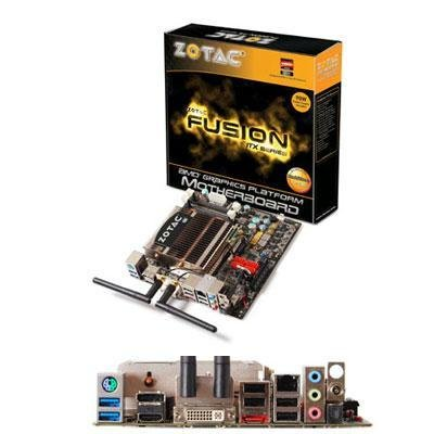 Fusion Mini-ITX WiFi DDR3