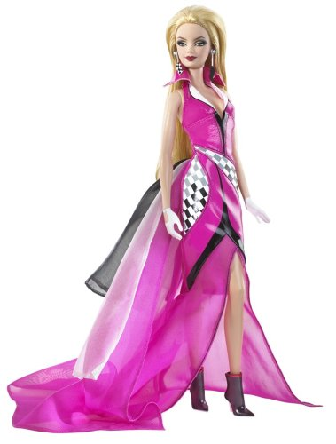 American-Favorites-Corvette-Barbie-Pink-Treasure-Hunt-Pink-Label-japan-import