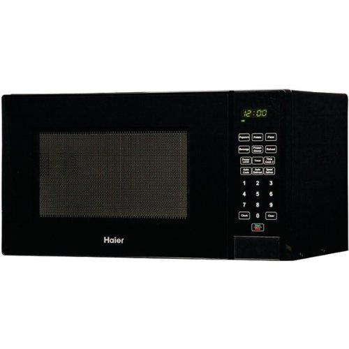 0.9 Cu. Ft. 900-Watt Microwave - Black