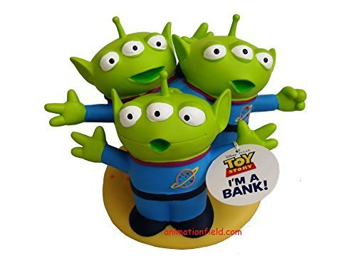 Toy Story Alien Bank - 1