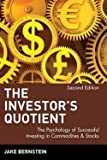 img - for The Investor's Quotient : The Psychology of Successful Investing in Commodities & Stocks (Paperback - Revised Ed.)--by Jake Bernstein [2000 Edition] book / textbook / text book
