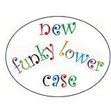 FMM Sugarcraft CUTFUNKLC Funky Alphabet Lower Case Set