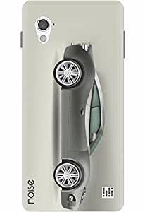 Noise Designer Printed Case / Cover for InFocus M370i / Cars / Call it grey Design