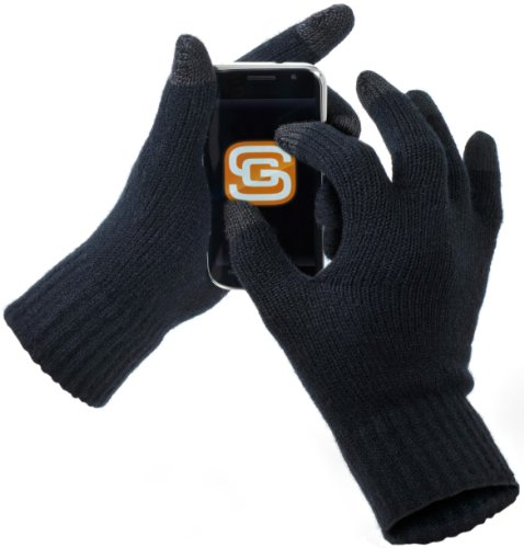 ScreenGloves Touchscreen-Handschuhe Deluxe