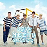 Dream Girl [Japanese ver.]-SHINee