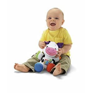 Fisher Price Musical Learning Cow