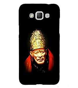 Om Sai Ram 3D Hard Polycarbonate Designer Back Case Cover for Samsung Galaxy Grand 3 G720 :: Samsung Galaxy Grand Max G720