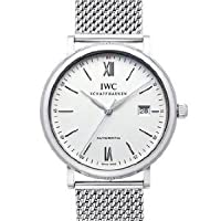 [アイダブリューシー]IWC 腕時計ポートフィノ・オートマティック K18x革ベルト ダークブラウン  IW356504 メンズ [メーカー保証付 海外正規品] [お取り寄せ品] [並行輸入品]