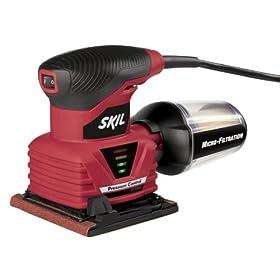 Skil 7292-01 2 Amp 1/4 Sheet Palm Sander