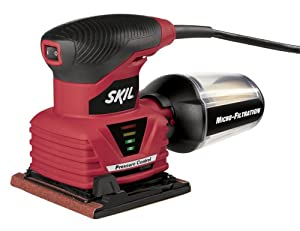 SKIL 7292-01 2 Amp 1/4 Sheet Palm Sander