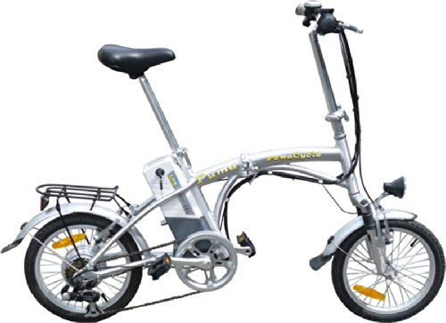 Puma Lpx 2014 Model Electric Bike Lightweight Aluminium