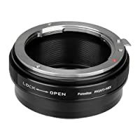 Fotodiox Lens Mount Adapter with Aperture Control, Pentax K Lens to Sony NEX E-Mount Camera from Fotodiox Inc.