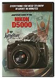 Jump Start Guide to the Nikon D5000