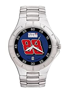 Dale Earnhardt, Jr. National Guard Mens Pro II Watch by Logo Art