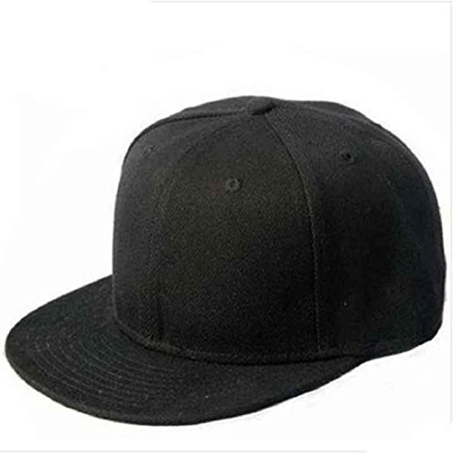 Vovotrade Blank cappelli Pianura Snapback Hip-Hop berretto da baseball Bboy regolabile