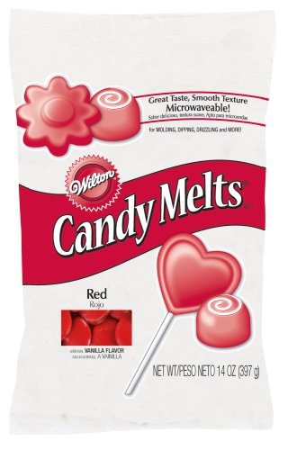 Wilton Red Candy Melts