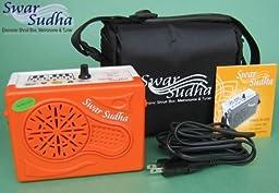Shruti Box Electronic Swar Sudhasur-Peti Drone Large & Accurate Pitch Rangered