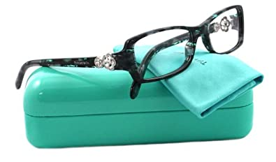 Eyeglasses Tiffany TF2048B 8129 GRAY HAVANA DEMO LENS