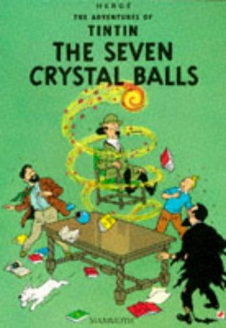 Sept boules de cristal (egmont) (The Adventures of Tintin)