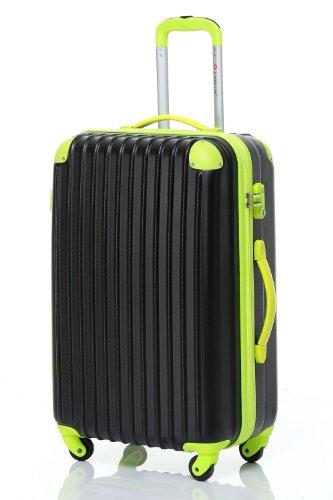 [Travelhouse]スーツケース キャリーケース 軽量 TSAロック ...