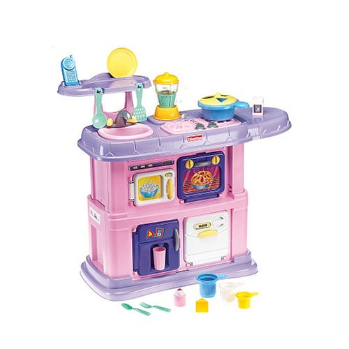 Fisher Price PINK Grow With Me Kitchen