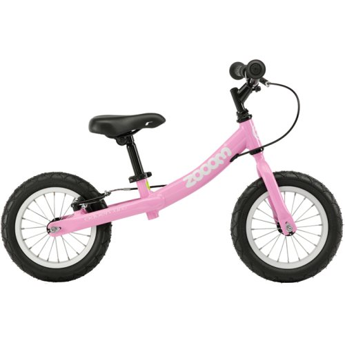 Adventure Zooom Girl's Beginner Balance Bike - Pink