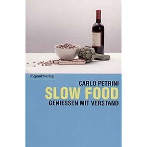 eBook Cover für  Slow Food Geniessen mit Verstand