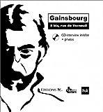 echange, troc Jean-Luc Leray - Gainsbourg : 5 bis rue de Verneuil (1 livre + 1CD audio)