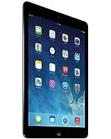 "Apple MD792FD/A iPad Air 9,7"" (24,64 cm) A7 1,3 GHz 32 Go Wi-Fi Noir/Gris"