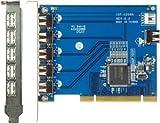 玄人志向 インターフェースボード USB2.0 PCI ※同時使用最大5ポート USB2.0N6P-PCI
