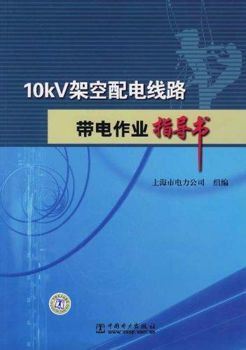 10kv架空配电线路带电作业指导书图片