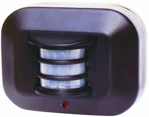 Designers Edge L99Br Replacement Motion Activated Sensor, Black