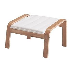 ikea poang repose pieds placage ch ne alme naturel cuisine maison. Black Bedroom Furniture Sets. Home Design Ideas