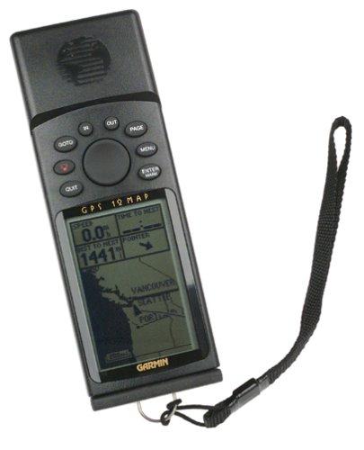 Garmin GPS 12MAP Waterproof Hiking GPS