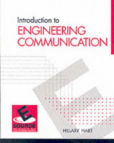 Introduction to Engineering Communication (ESource Series)
