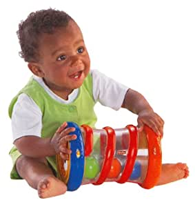 Fisher-Price Crawl Along Drum Roll
